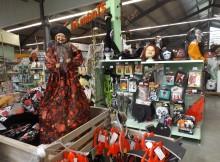 Décorations et déguisements d'Halloween