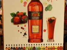 Affiche sirops Giffard