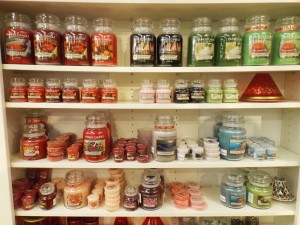 Notre collection Yankee Candle