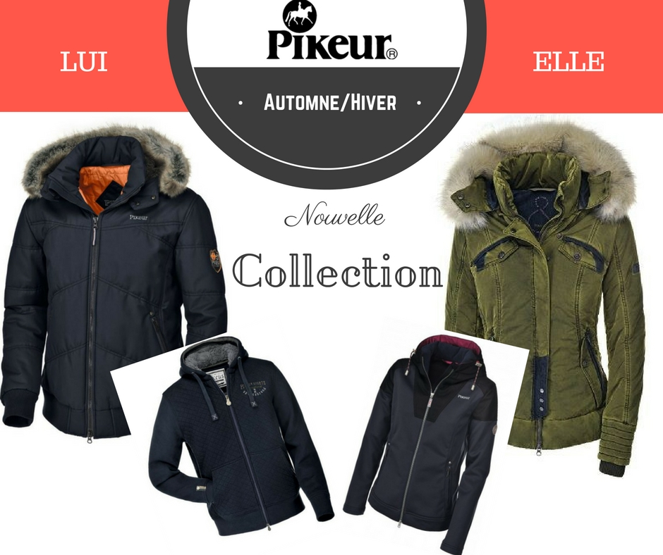 Collection Pikeur automne/hiver 2016