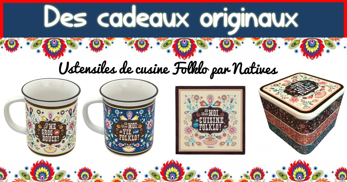 Collection folklo de Natives