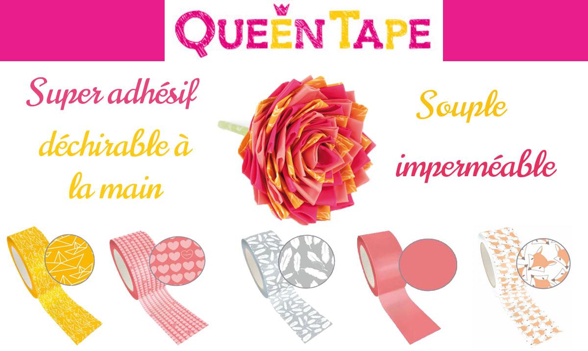 Queen Tape