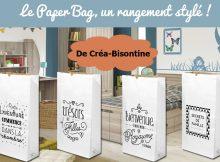 Paper Bag de Créa Bisontine