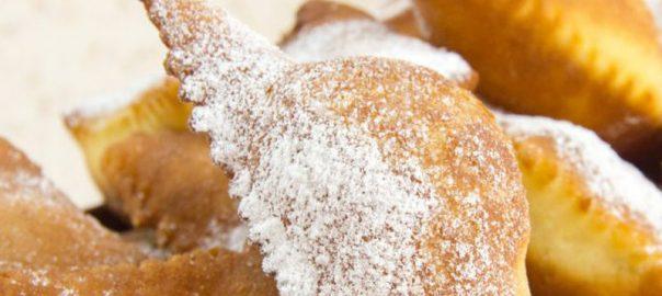 Recette de beignets de Carnaval