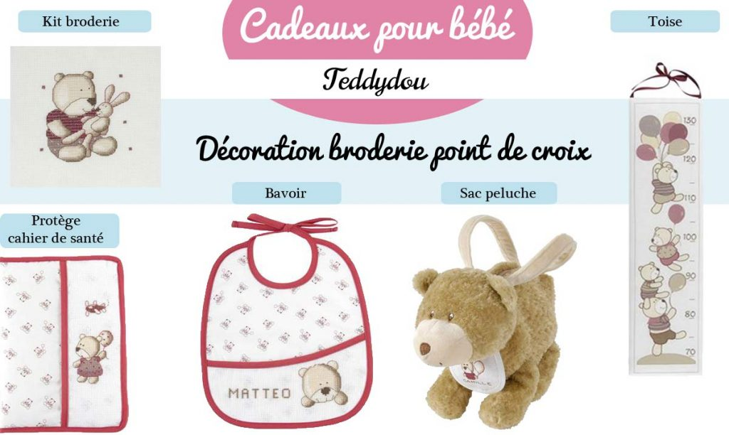 Broderie pour bébé
