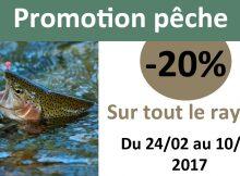 Promotion pêche