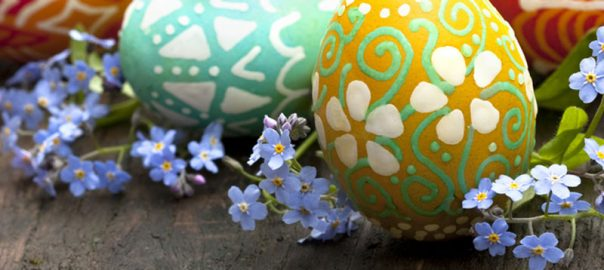 Faire œufs de Pâques