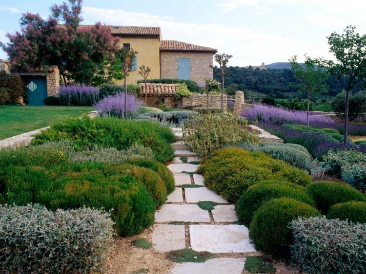 jardin méditerranéens