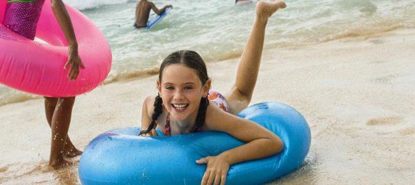 Jeux d'eau enfants
