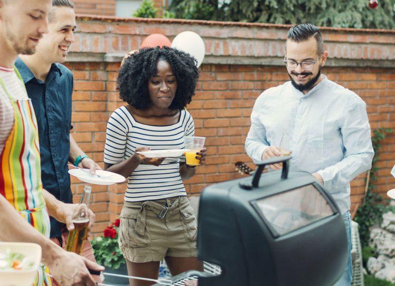 Barbecue ente amis