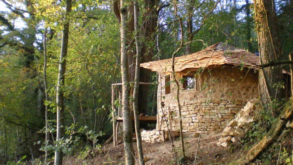 Cabane à Auberive