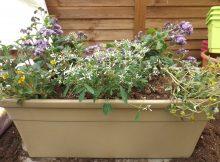 Jardinière d'été