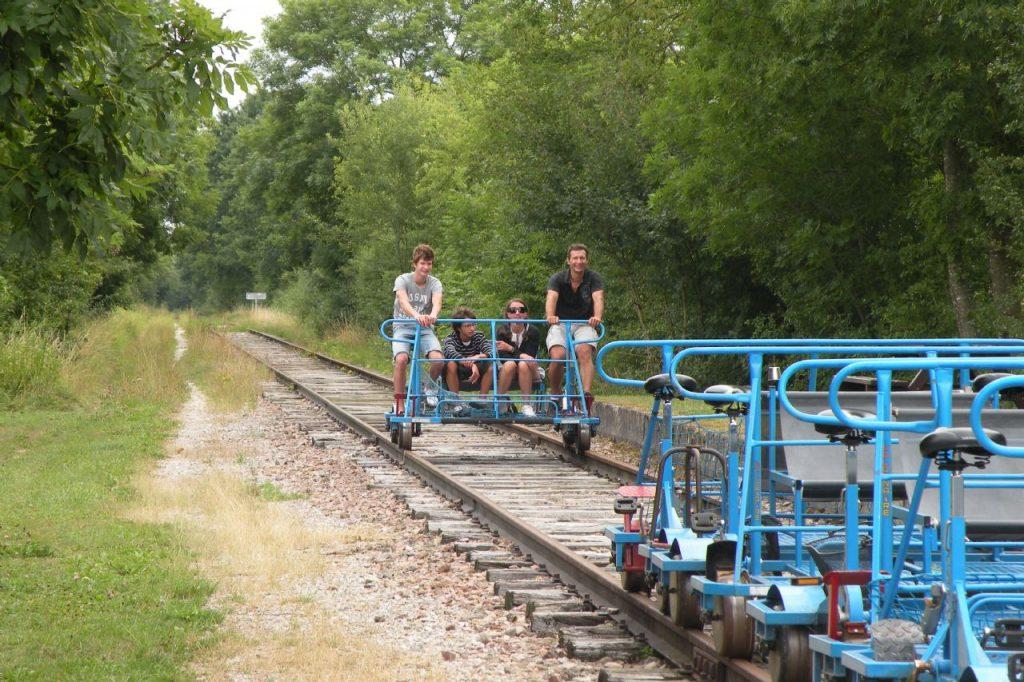 cyclo rail des 3 valées