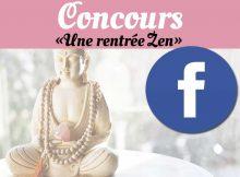 Concours rentrée zen