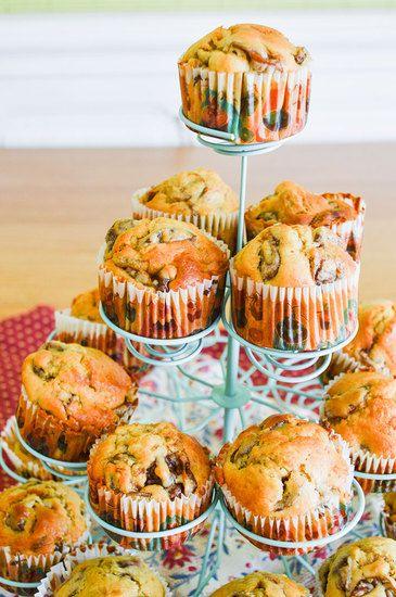 Muffin à la mirabelles