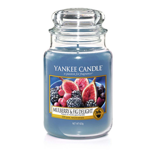 Mug Berry&Figue delight Yankee Candle