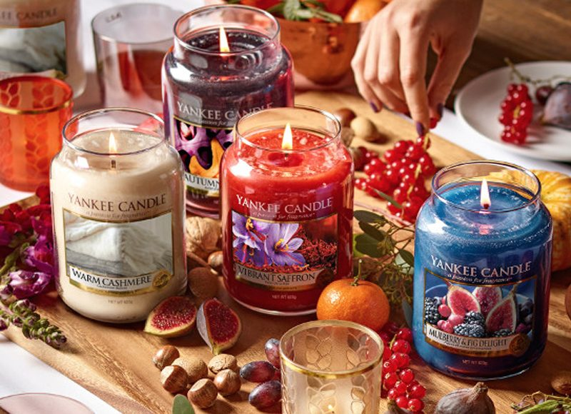 Yankee Candle Fall