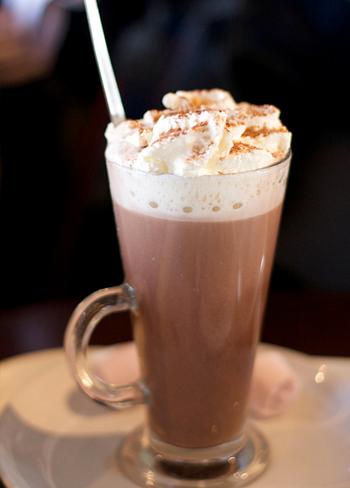 D'irrésistibles chocolats chauds