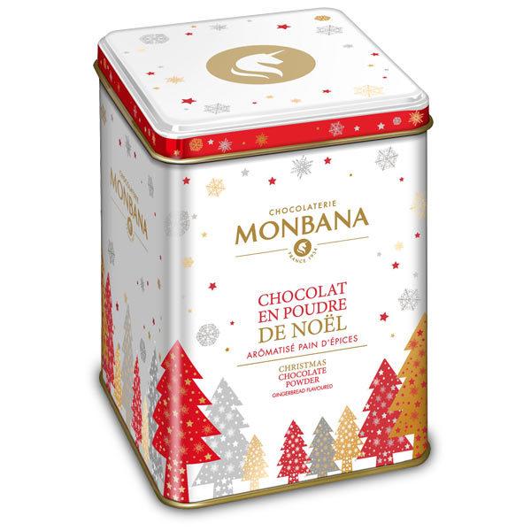 Chocolat chaud de Noël Monbana