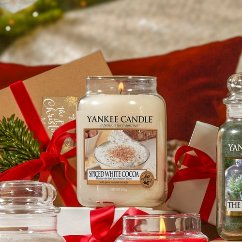 Spiced Withe Cacao Yankee Candle