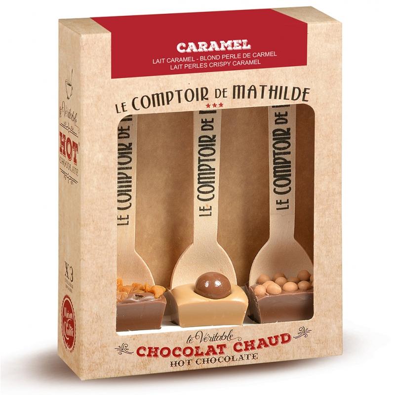Hot Chocolate Comptoir de MathildeHot Chocolate Comptoir de Mathilde