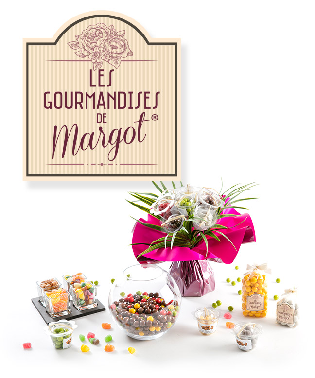Les gourmandises de Margot