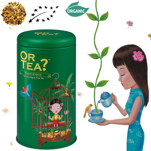 Or tea ?