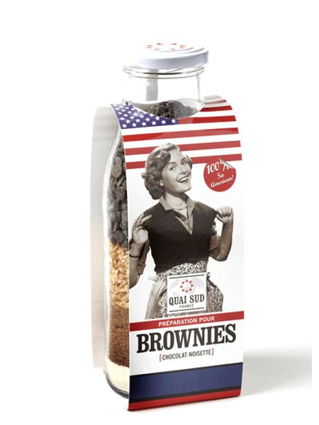 Préparation pour Brownies