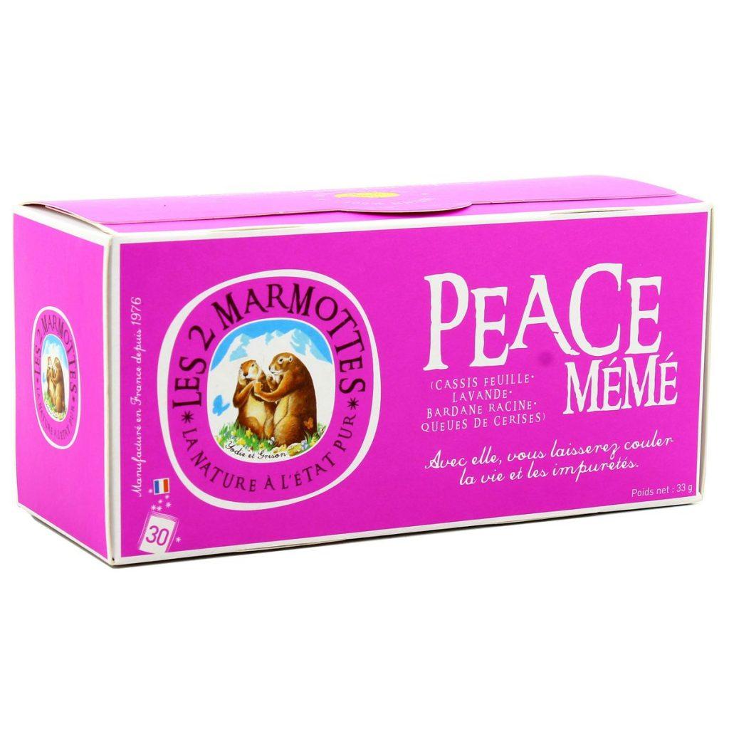 Peace mémé