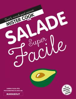 Salade super facile livre