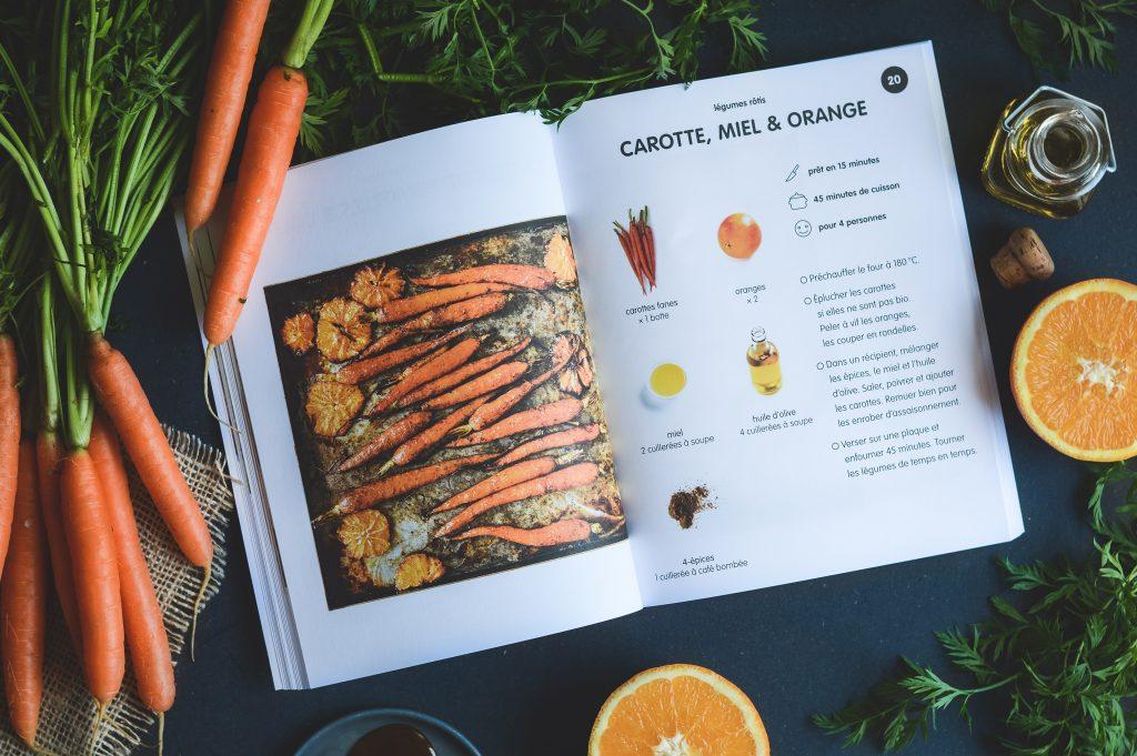 Légumes super facile livre